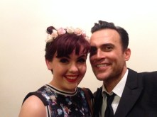 Georgia with Cheyenne Jackson
